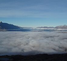 View from Coronet Peak by SayBee
