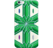 Rupee Stars - Green Rupees iPhone Case/Skin