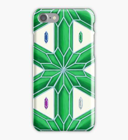 Rupee Stars - Green Rupees iPhone Case/Skin