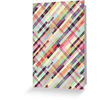 Patternwork XXXI Greeting Card