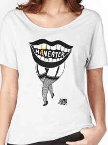 she's a maneater! Women's Relaxed Fit T-Shirt