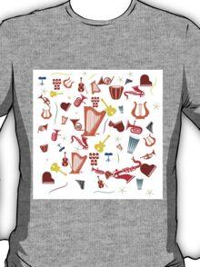 Musica T-Shirt