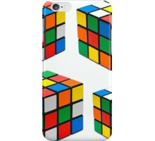 Rubiks Cuboid iPhone Case/Skin