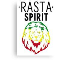 RASTA SPIRIT Canvas Print