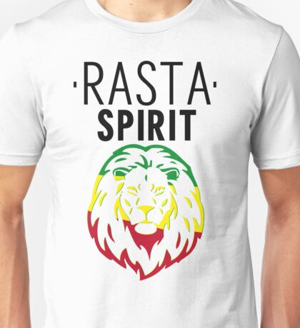 RASTA SPIRIT Unisex T-Shirt