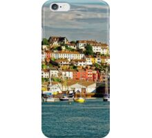 The Golden Hour Of Brixham, England iPhone Case/Skin