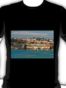 The Golden Hour Of Brixham, England T-Shirt