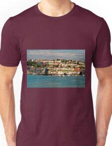 The Golden Hour Of Brixham, England Unisex T-Shirt