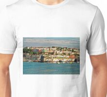 The Golden Hour Of Brixham, England Unisex T-Shirt