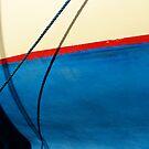 Boatyard stripe by secondcherry