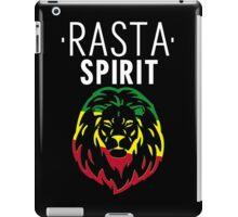 RASTA SPIRIT WHITE iPad Case/Skin