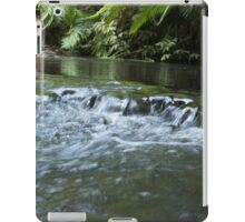 Flowing Water iPad Case/Skin