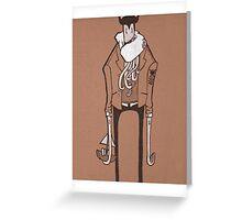 Hipster Kraken Greeting Card