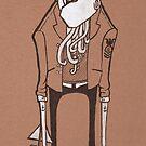 Hipster Kraken by rebecca-miller