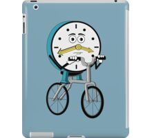 Time Travel! iPad Case/Skin