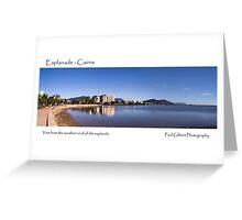 Esplanade - Cairns Greeting Card