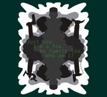 Orphan Black Clone Rorschach by BeLemonade