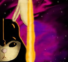 Darth Bunny II- Return of Fufu by the-grindilkin