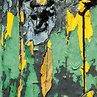 blueyellowandgreen by g richard anderson