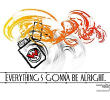 Worry- Everything's Gonna be Alright by the-grindilkin