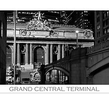Grand Central Terminal by Eric Flamant