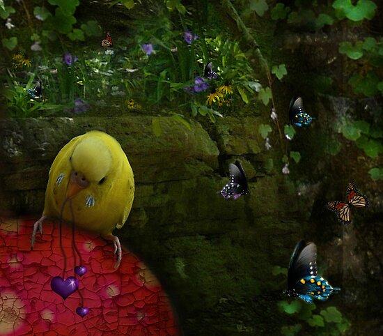 Deep In The Forest Of Dreams by Elizabeth Burton