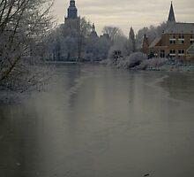 winter in Zutphen  by dutchlandscape