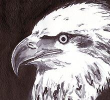Eagle - USA by artbasik