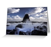 The Pulpit Rock Greeting Card