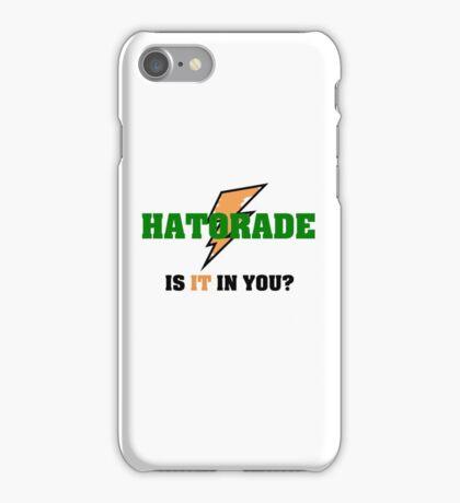 Hatorade- Parody iPhone Case/Skin