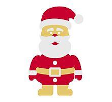 Santa Claus Photographic Print