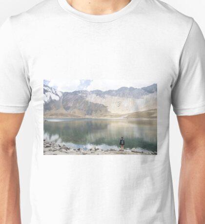 Gareth | Nevado de Toluca, Mexico Unisex T-Shirt
