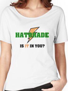 Hatorade- Parody Women's Relaxed Fit T-Shirt