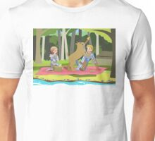 Dragon Age - Alistair and Cousland [Commission] Unisex T-Shirt