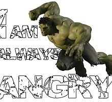 The Incredible Hulk by TheLix