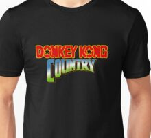 Donkey Kong Country Unisex T-Shirt