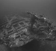 GHOST SHIP by Michael Barnette