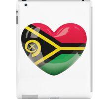 I <3 Vanuatu  iPad Case/Skin