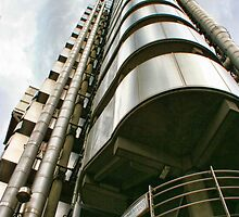 Lloyds Building  by Amanda White