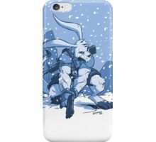 Salty Roo - I Am What I Am!  iPhone Case/Skin