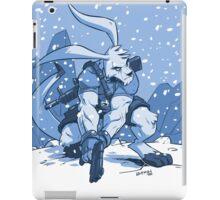 Salty Roo - I Am What I Am!  iPad Case/Skin