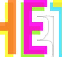theta sticker (request) Sticker