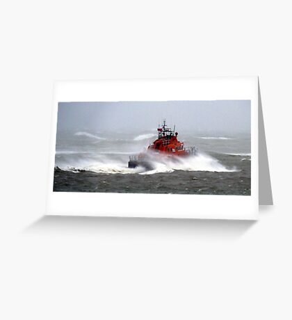 Heroes of the Sea Greeting Card