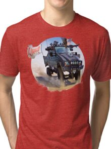ZOMBKLR Tri-blend T-Shirt