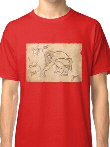 Tarzan Jane´s Sketch. Classic T-Shirt