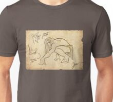 Tarzan Jane´s Sketch. Unisex T-Shirt