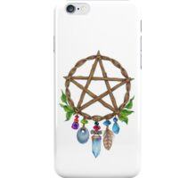 Pentacle Charm iPhone Case/Skin