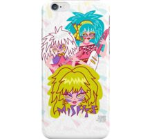 Misfits Jem and the Holograms iPhone Case/Skin