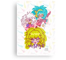 Misfits Jem and the Holograms Metal Print