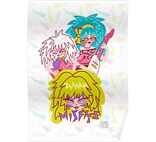 Misfits Jem and the Holograms Poster
